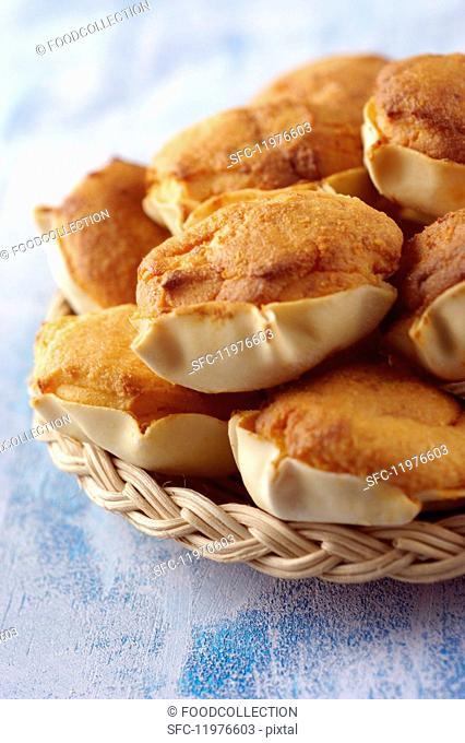 Pardulas (Easter cakes from Sardinia, Italy)