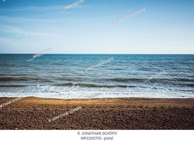 Beach, Brighton, England