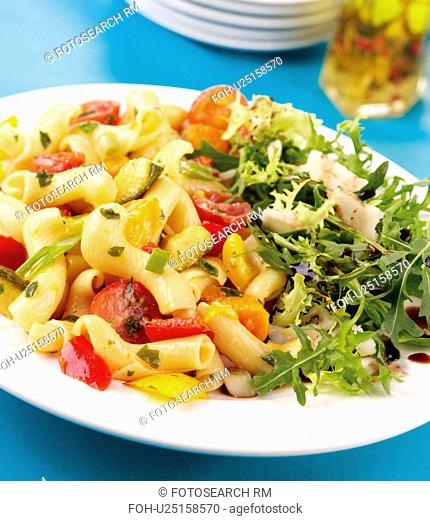 Pasta Salad With Roast Vegetables - Non Exclusive
