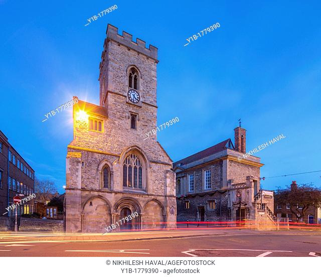St Nicolas' Church, Abingdon on Thames