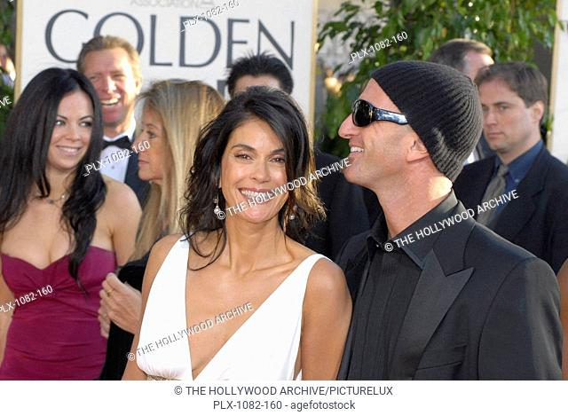 Hollywood Foreign Press Association presents the 2007 Golden Globe Awards - 64th Annual (Arrivals) Teri Hatcher 1-15-07