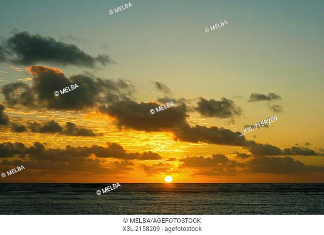 Ha'apai islands. Tonga islands. Polynesia