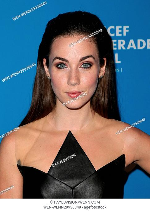 4th Annual UNICEF Masquerade Ball Featuring: Lyndon Smith Where: Los Angeles, California, United States When: 28 Oct 2016 Credit: FayesVision/WENN.com