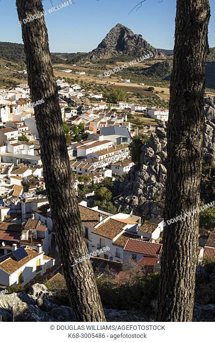 Montejaque, Malaga, Spain