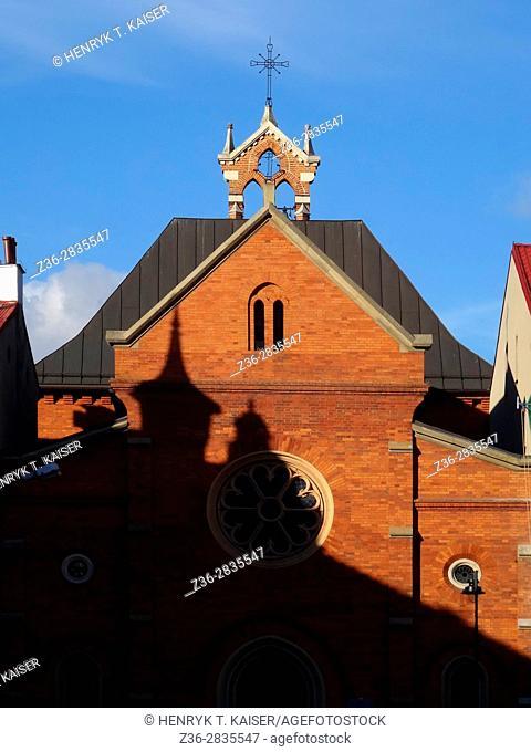 Church st Wincentego a Paulo , Krakow, Poland