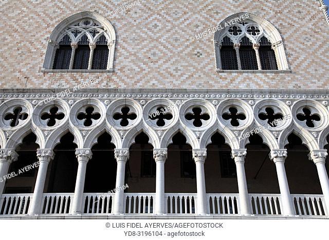 palazzo Ducale, Venice, Veneto, Italy