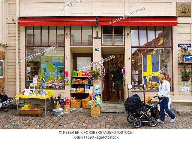 Haga district Gothenburg Sweden Europe