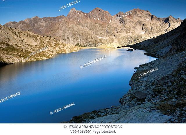Lower Lake Brazato
