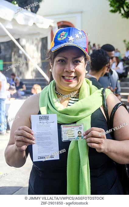 Millions of Venezuelans participated in a popular consultation (plebiscite) this July 16. Convened by the Bureau of the Unit (MUD) as established in Article 70...