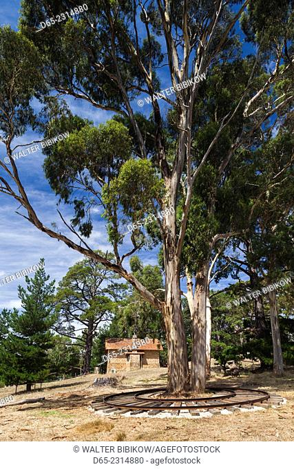 Australia, South Australia, Adelaide Hills, Hahndorf, The Cedars, former studio of landscape painter Hans Heysen, exterior