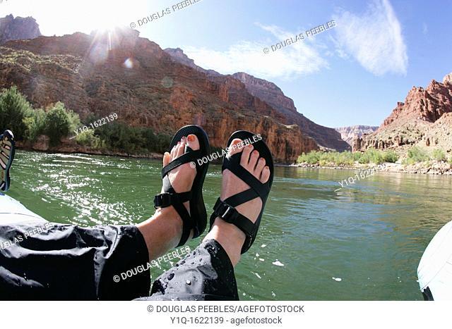 Colorado River, Grand Canyon, Arizona, USA