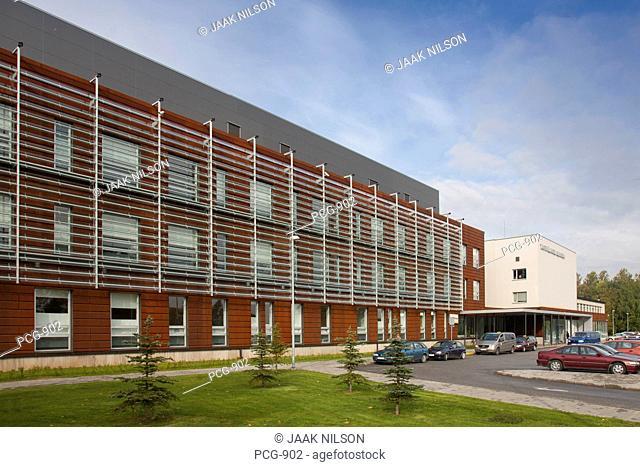 Tartu University Hospital in Estonia