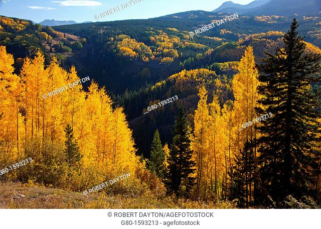 Autumn in the Rocky Mountains