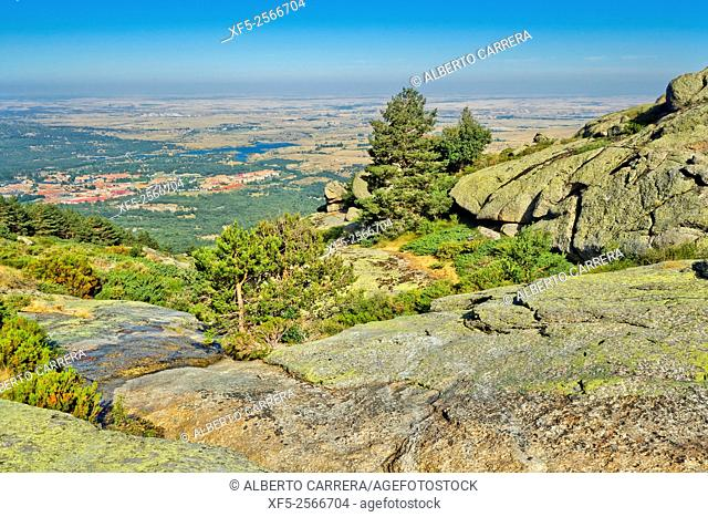 Guadarrama National Park, Segovia, Castilla y León, Spain, Europe