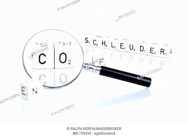 CO2 Schleuder, German
