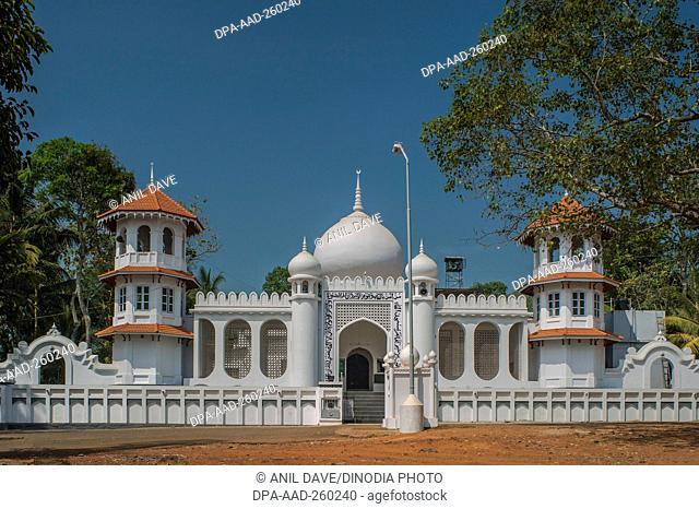 Puthanpalli Juma Masjid, Changanassery, kerala, India, Asia