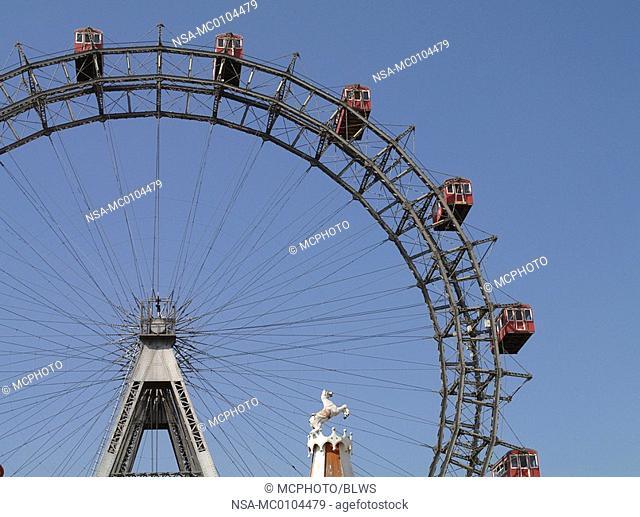 Vienna, Giant Ferry Wheel