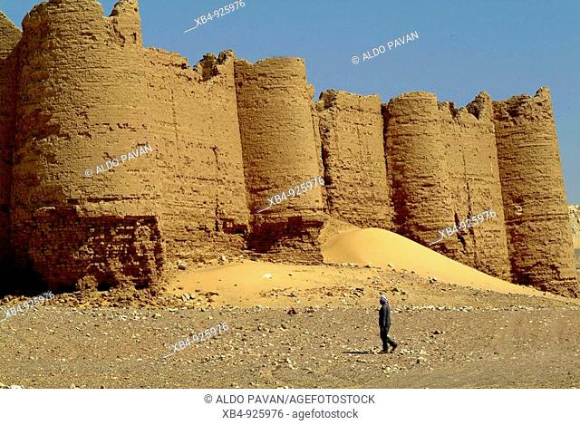 Fortress of al-Deir, Munira, Kharga, Egypt