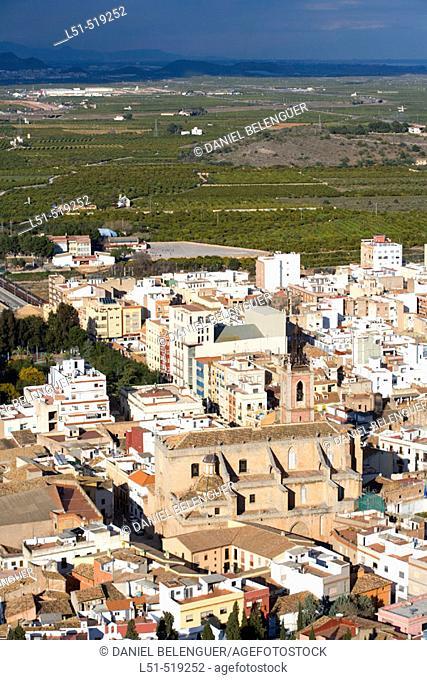 Sagunto, Valencia, Comunidad Valenciana, Spain