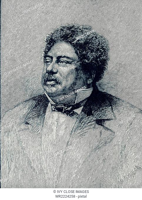 Alexandre Dumas (1802-1870) was a French author. His father was born on the French colony island of Saint-Dominique (present-day Haiti) of a French nobleman and...
