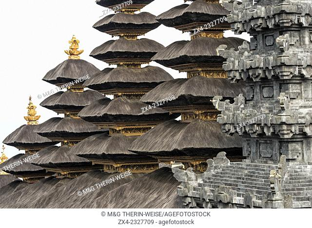 Pura Besakih Temple complex, Bali, Indonesia
