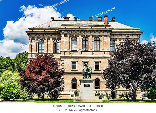 The Croatian Academy of Sciences and Arts is the highest scientific institution in Croatia based in the capital city of Zagreb