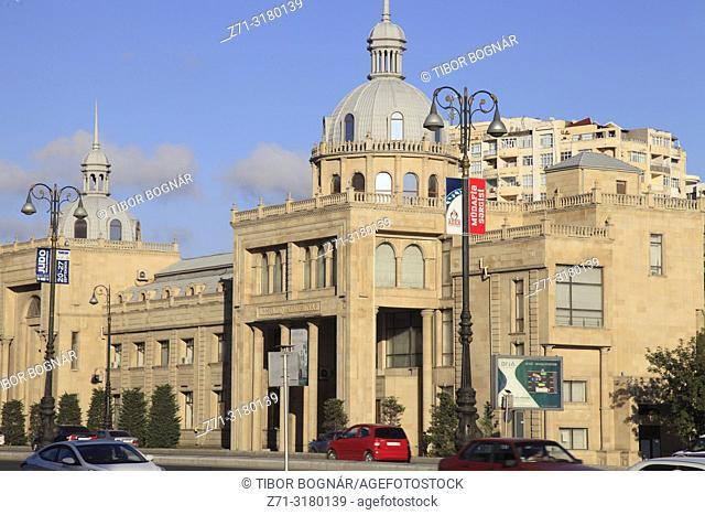 Azerbaijan; Baku; Academy of Fine Arts,