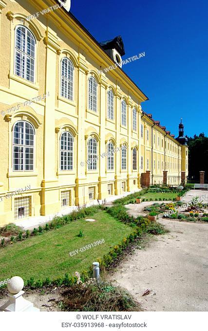 Tepla Monastery, Karlovy Vary Region, Czech Republic