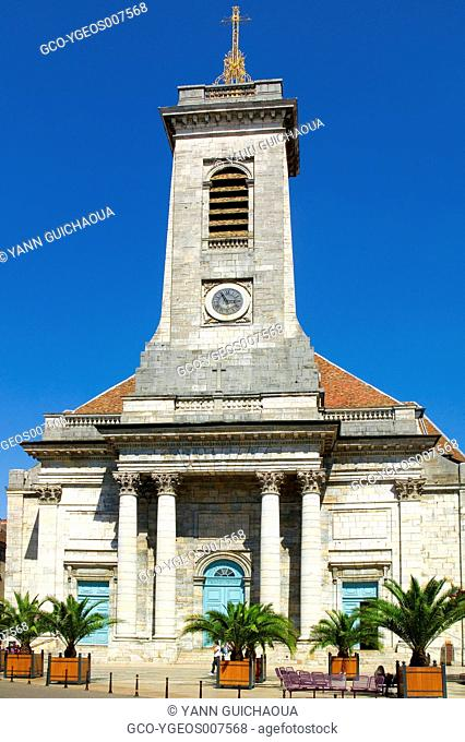 Saint-Peter's Church, Besancon,,Doubs,France