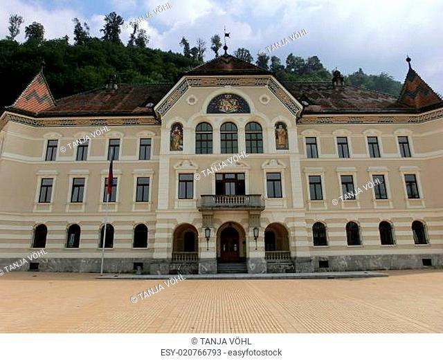Rathaus Vaduz