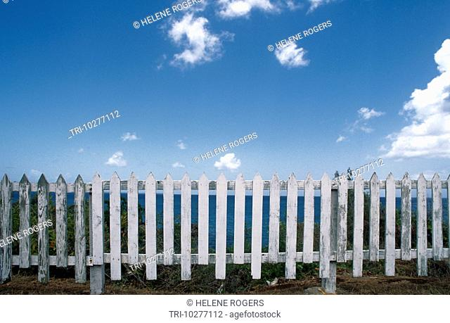 White Picket Fence Tobago