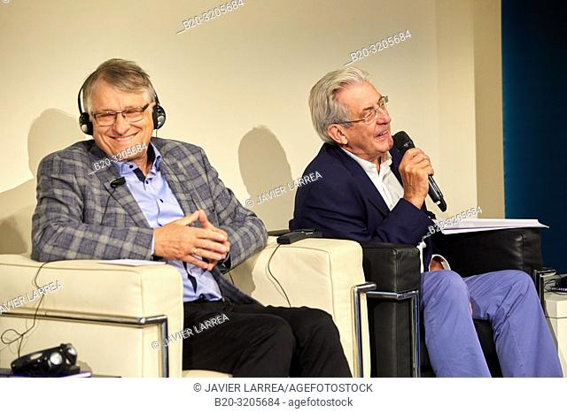 Klaus Von Klitzing (Nobel Prize for Physics in 1985), and Pedro Miguel Echenique Landiribar (Professor of Condensed Matter Physics from the University of the...