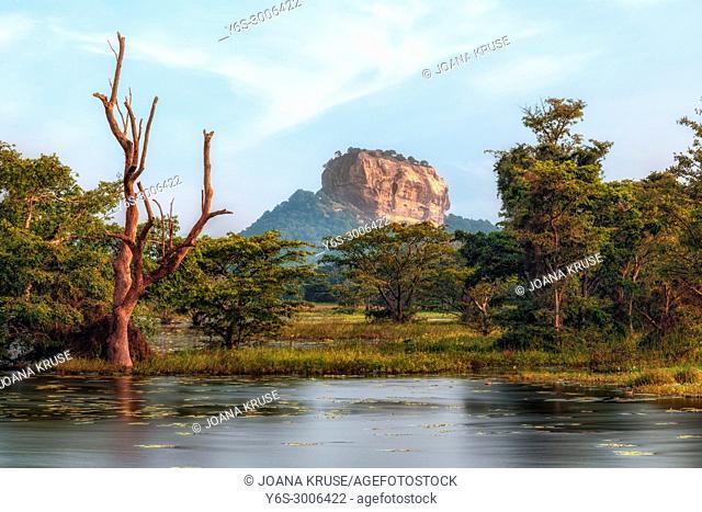 Sigiriya, Matale, Central Province, Sri Lanka, Asia
