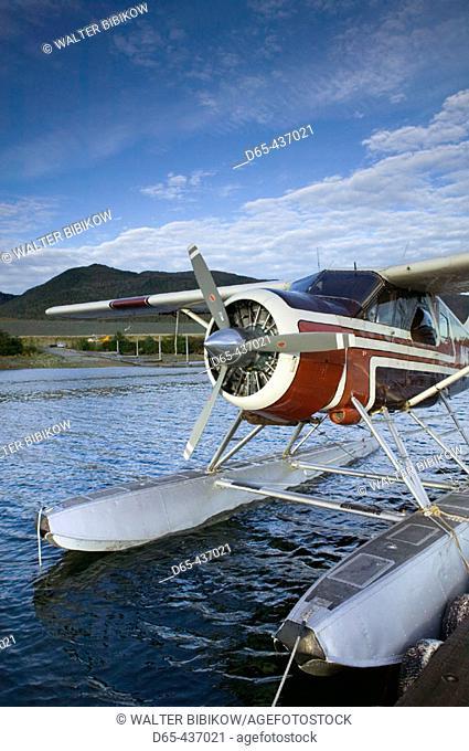 Tongass Narrows. Ketchikan Seaplane Airport. Ketchikan. Southeast Alaska. USA