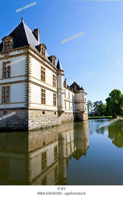 Château de Cormatin, France