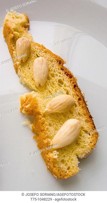 Almond cake
