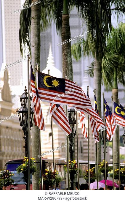 merdeka square, kuala lumpur, malaysia, asia
