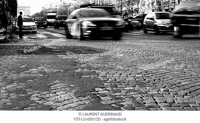 Champs-Elysées, 8° arrondissement, Ile-de-France, Paris, France