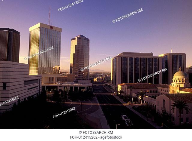Tucson, AZ, Arizona, downtown