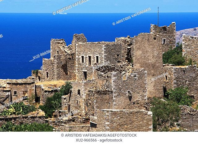 Mani, the Southernmost and middle peninsula of the Peloponnese or Morea, straddling the districts of Lakonia and Messenia in Southern Greece