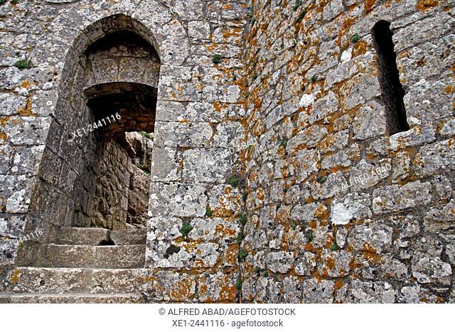 Peyrepertuse Castle, Pays Cathare, France