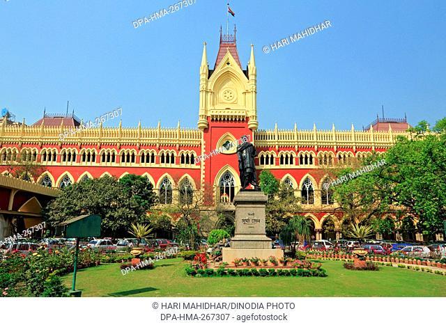 High Court, Kolkata, West Bengal, India, Asia