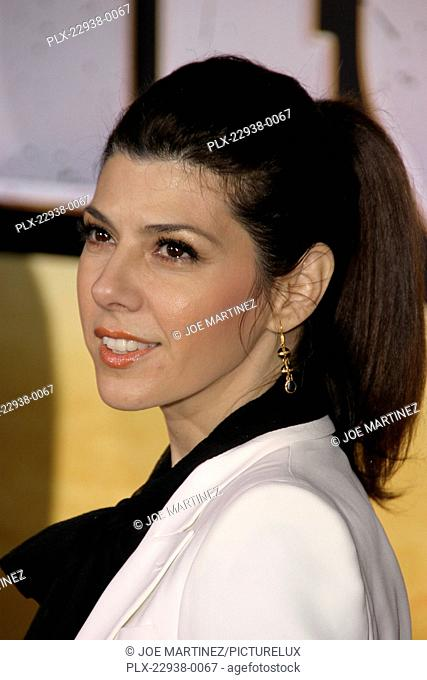 Wild Hogs (Premiere) Marisa Tomei 2-28-2007 / El Capitan Theater / Hollywood, CA / Touchstone Pictures / Photo by Joe Martinez