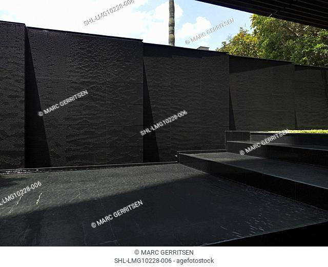 Black Water feature