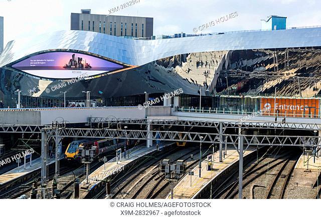 Grand Central at New Street Station, Birmingham