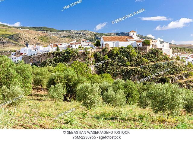 Yunquera, Malaga Province, Andalusia, Spain, Europe