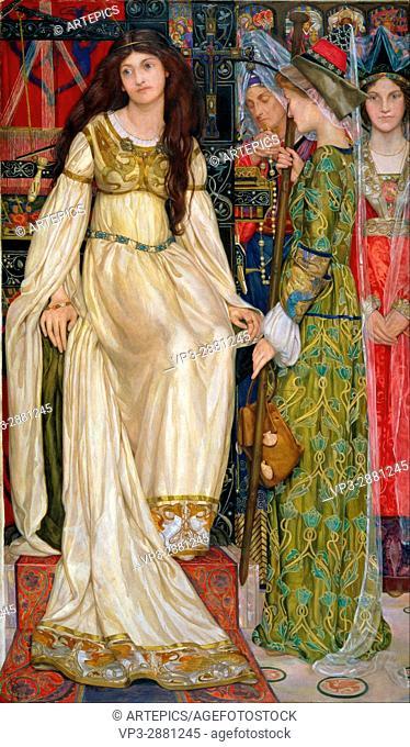 Kate Elizabeth Bunce - The Keepsake - Birmingham Museum and Art Gallery