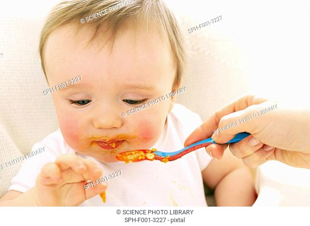 Spoon-feeding