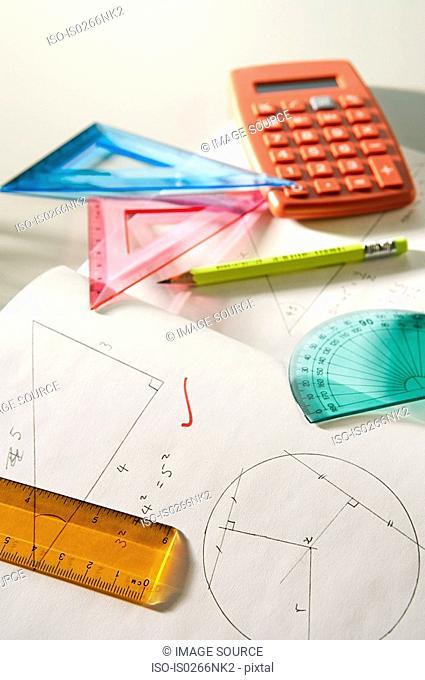 Mathematics equipment