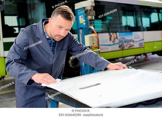 bus maintenance